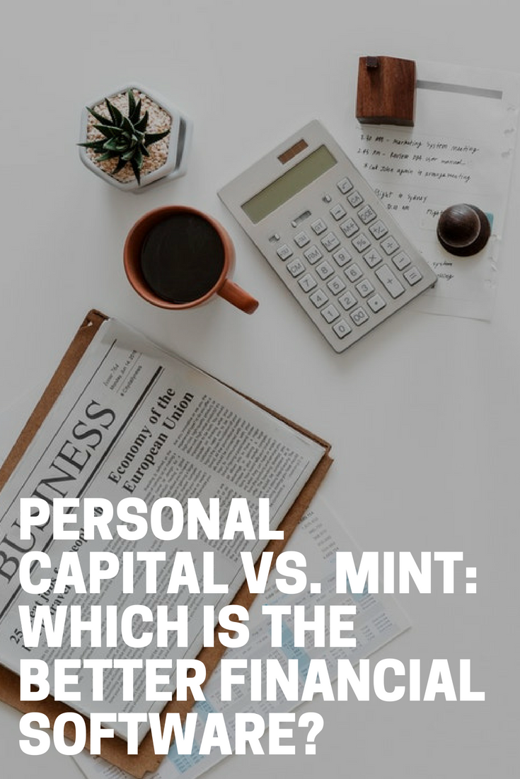 Personal Capital vs. Mint: Which is the Better Financial Software?