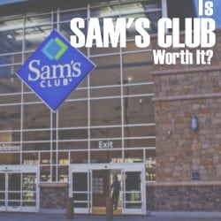 Is Sam's Club Worth It Cover