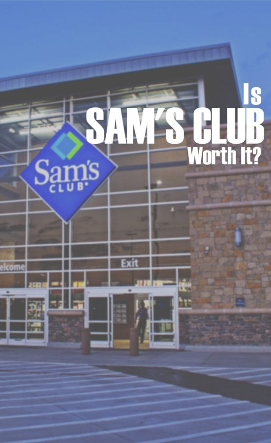 Sams Club Sunday Hours >> Is Sam S Club Membership Worth It A Review And Our Take