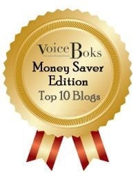Voice Boks Top Blogs Ribbon