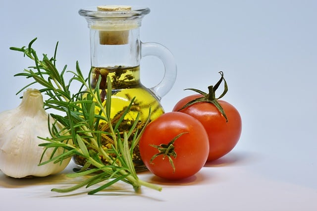food oil photo
