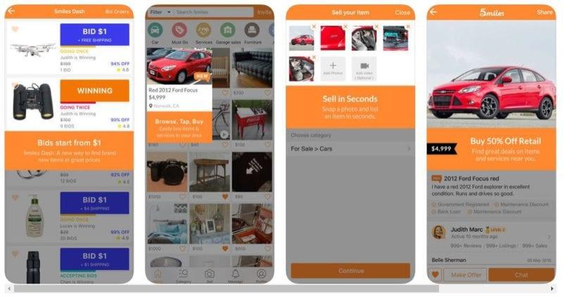 Apps Like Letgo - 5miles