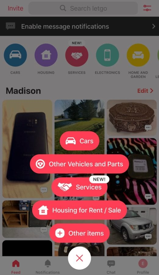 Apps Like Letgo