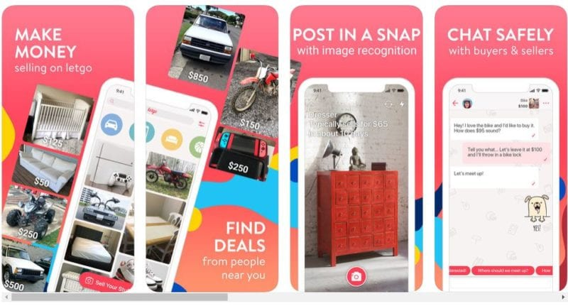How to Use Apps Like Letgo to Sell Your Stuff - The Budget Diet