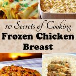 How to Cook Frozen Chicken Breasts in a Crock Pot