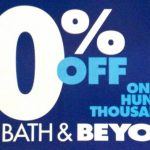 Bed, Bath and Beyond Coupon Policy – It's a Coupon Queen's Dream!