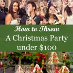 Throw a Christmas Party for Less Than $100…Aldi Style!
