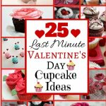 25 Last Minute Valentine's Day Cupcakes Ideas